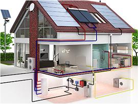 progettazione impianti termotecnici climatizzazione Trieste